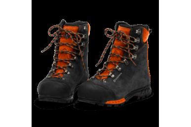 Ochranná kožená obuv Functional s ochranou proti prerezaniu 24 m/s
