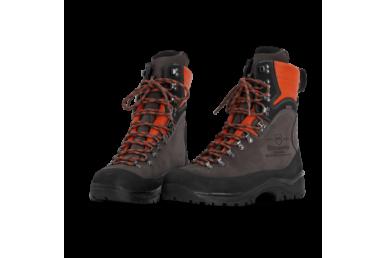 Kožená obuv Technical s s protiporezovou ochranou 24 m/s