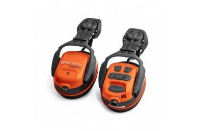 Chrániče sluchu pre prilbu, BT & FM, X-COM R