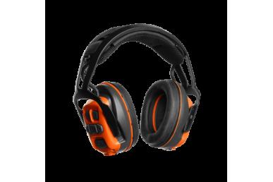 Chrániče sluchu s náhlavným oblúkom, X-COM R