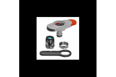 Adaptér pre vnútorné vodovodné kohútiky