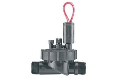 Guľatý elektromagnetický ventil s reguláciou prietoku